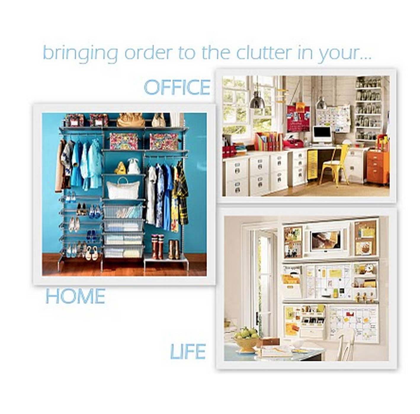 Organizing by Lisa – Let Lisa Organize It!